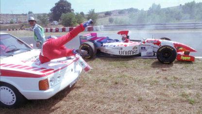 foto: Taki Inoue, el (autoproclamado) peor piloto en la Historia de la F1