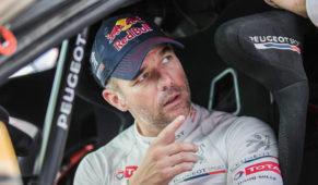 foto: ¿Loeb sustituto de Alonso en Toyota en el Dakar?