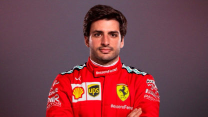 foto: Carlos Sainz ficha por Ferrari para 2021 y 2022