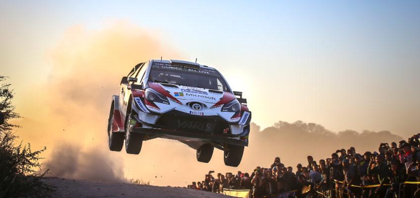 El Mundial de Rallys quiere regresar en Kenia en julio