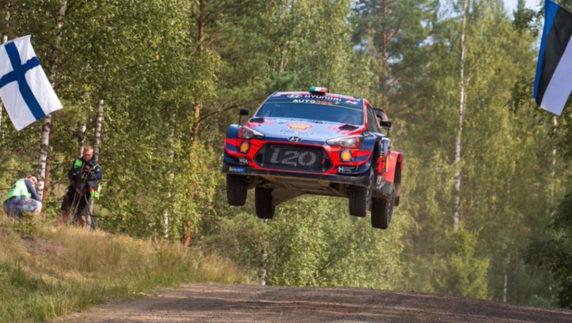 foto: Dani Sordo no disputará el Rally de Finlandia