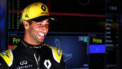 foto: Daniel Ricciardo sustituirá a Carlos Sainz en McLaren