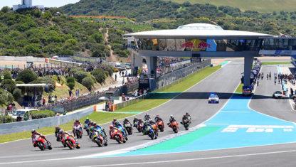 foto: MotoGP arrancarácon doble cita en España en julio