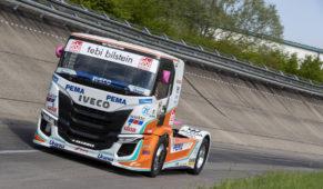 foto: IVECO S-Way R: La nueva bestia del Europeo de Camiones