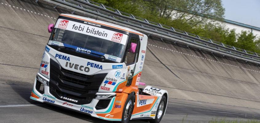 IVECO S-Way R: La nueva bestia del Europeo de Camiones