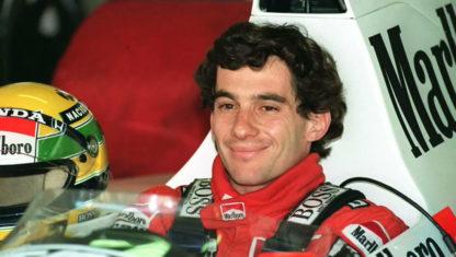 foto: 26 años sin la magia de Ayrton Senna: sus 72 últimas horas