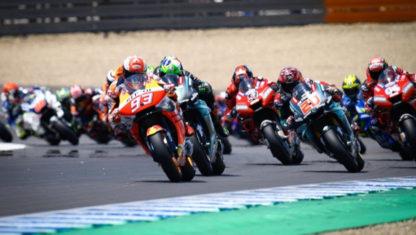 foto: MotoGP planea un Mundial con siete citas en España