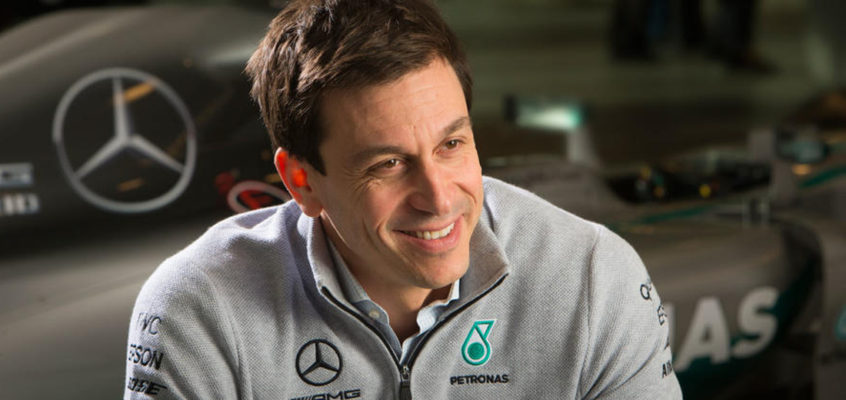 ¿Quieren Toto Wolff y Lawrence Stroll comprar Mercedes?