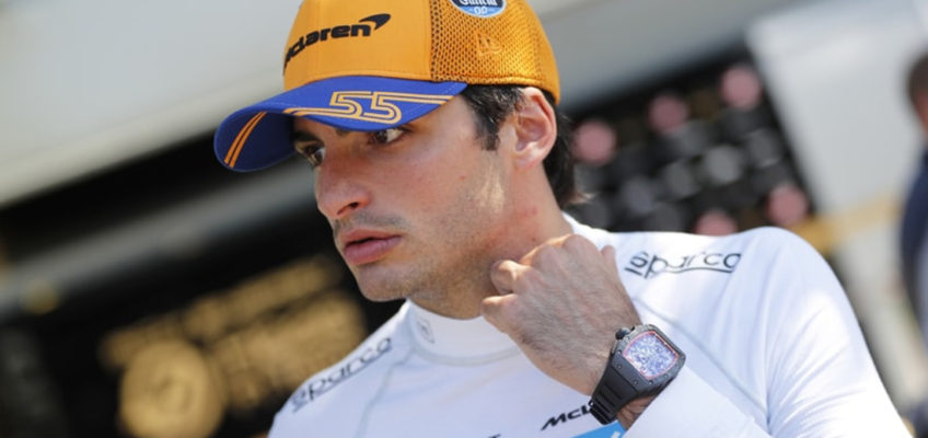 """Carlos Sainz: """"Quiero despedirme de McLaren como un señor"""""""