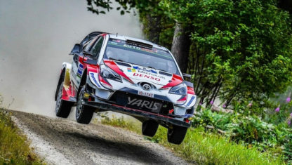foto: El Rally de Finlandia se cancela y deja en el aire el reinicio del WRC