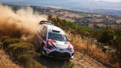 foto: Toyota correrá el WRC 2021 con su actual Yaris