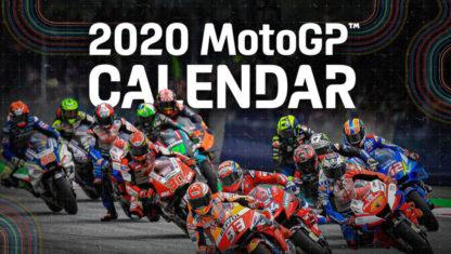 foto: ¡Ya está aquí el calendario de MotoGP 2020 revisado!