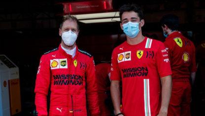 foto: Así es el protocolo anti-covid de la F1