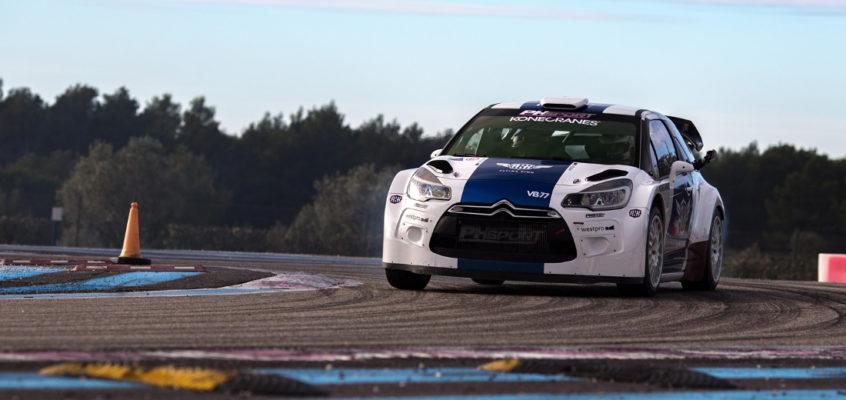 El WRC podría recurrir a los circuitos para salvar la temporada