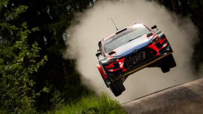 foto: Intenso programa estival de Hyundai: Tres rallys en quince días