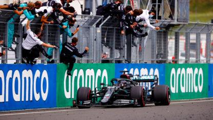 foto: GP Hungría F1 2020: Hamilton, victoria, récord y liderato