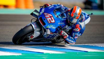 foto: Alex Rins y Cal Crutchlow intentarán correr el GP de Andalucía