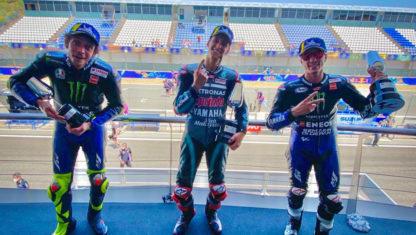 foto: GP Andalucía MotoGP: Quartararo gana y es más líder