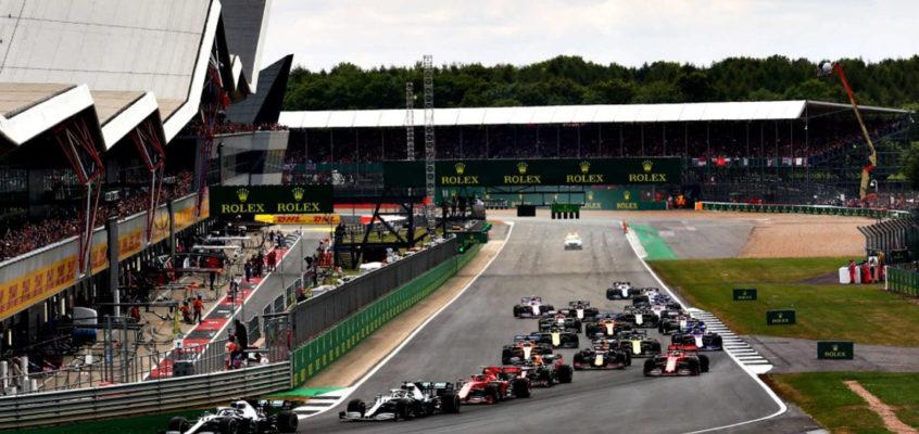 Todo lo que debes saber del GP Gran Bretaña F1 y de su circuito, Silverstone