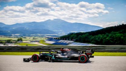 foto: Previo GP de Estiria F1 2020: Segundo asalto en Austria
