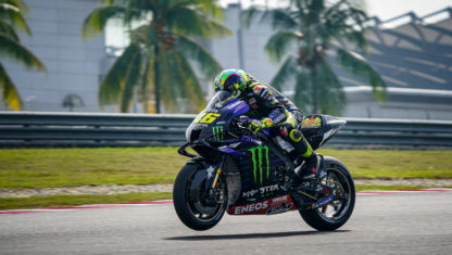 foto: Valentino Rossi seguirá en MotoGP 2021 con el Petronas Yamaha