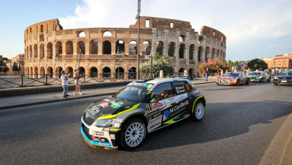 foto: Previo Rally de Roma: Arranca el Campeonato Europeo