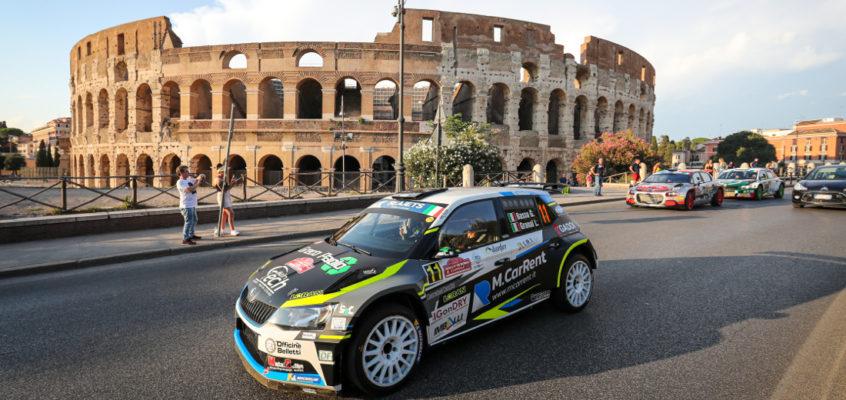 Previo Rally de Roma: Arranca el Campeonato Europeo