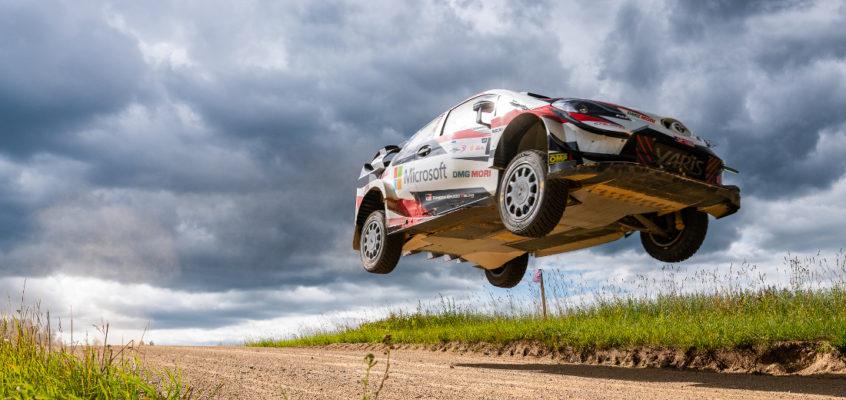 Calendario actualizado del Mundial de Rallys 2020
