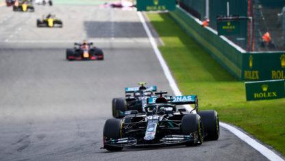 foto: GP Bélgica F1 2020: Hamilton arrasa, Ferrari se hunde y Sainz, KO