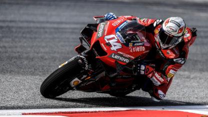 foto: GP Austria MotoGP: Dovi vence tras anunciar su adiós de Ducati: Mir, 2º