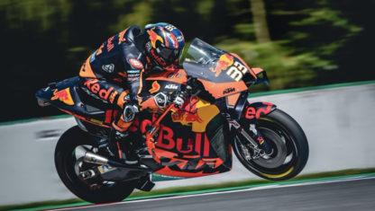 foto: GP República Checa MotoGP: Brad Binder hace Historia con KTM