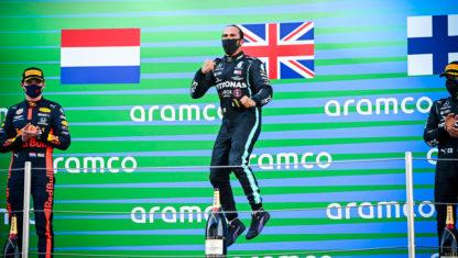 foto: GP de España F1 2020: Hamilton sofoca la rebelión de Verstappen
