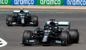 foto: Previo del GP 70º Aniversario F1 2020