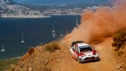 foto: Rally de Turquía: Evans, victoria y liderato del WRC