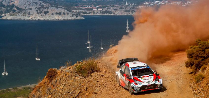Rally de Turquía: Evans, victoria y liderato del WRC