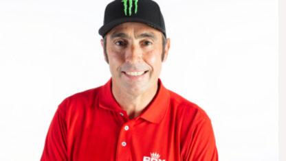 foto: Nani Roma ficha por el BRX Team para el Dakar 2021