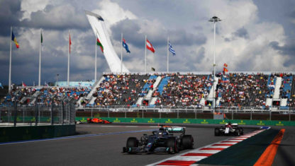 foto: Previo GP de Rusia: Hamilton, a igualar el récord de Schumacher