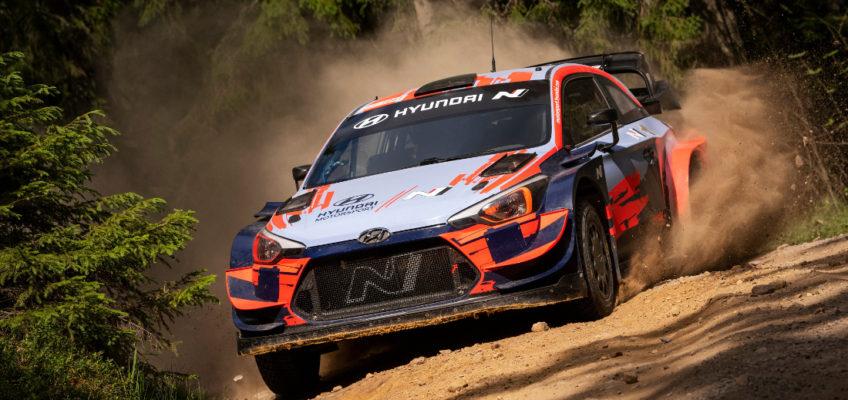 Hyundai WRT prepara el Rally de Turquía en Grecia
