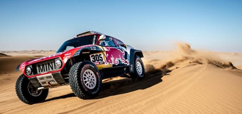 Carlos Sainz repetirá con el X-Raid y Mini en el Dakar 2021