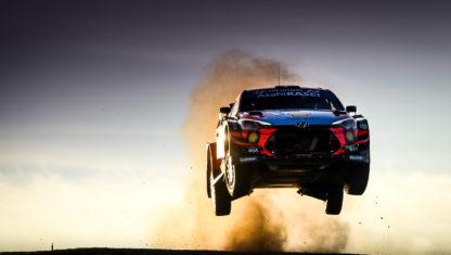 foto: El Ypres Rally peligra pero Hyundai lo prepara en Bélgica