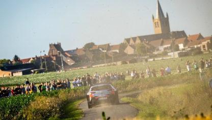 foto: El Ypres Rally WRC, cancelado por el COVID en Bélgica