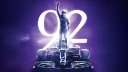foto: GP de Portugal F1: Hamilton hace Historia con su 92ª victoria; Sainz, sexto
