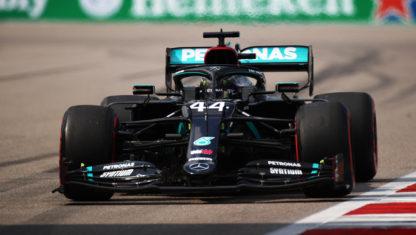 foto: Previo GP de Eifel F1 2020: Hamilton, a por el récord de Schumacher