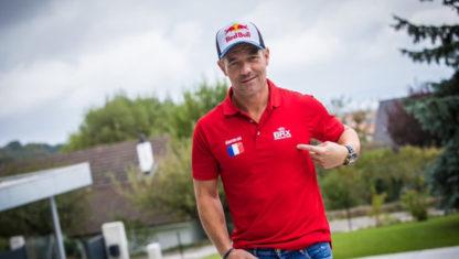 foto: Loeb vuelve al Dakar y deja el WRC con Hyundai