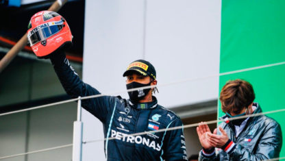 foto: GP Eifel de F1: Hamilton iguala el récord de victorias de Schumacher