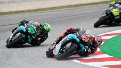 foto: Previo GP de Francia MotoGP: Quartararo llega líder a casa