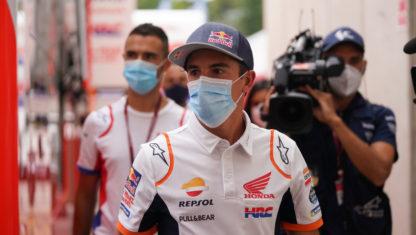 foto: Marc Márquez no volverá a competir en 2020