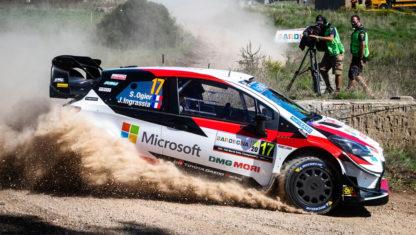 foto: Sébastien Ogier seguirá con Toyota en el WRC en 2021