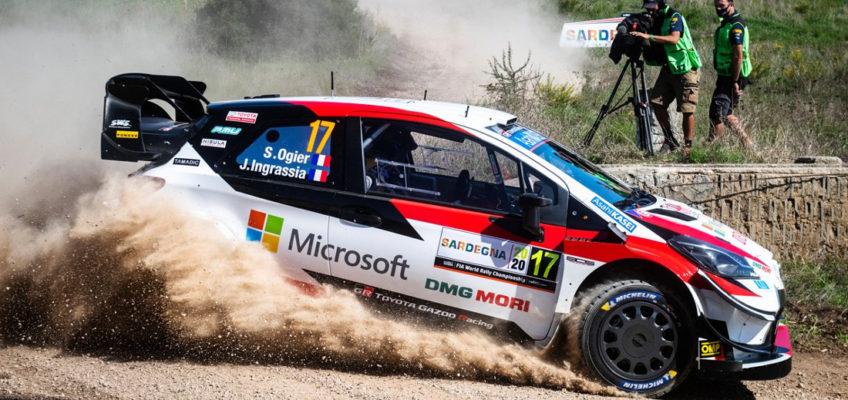 Sébastien Ogier seguirá con Toyota en el WRC en 2021