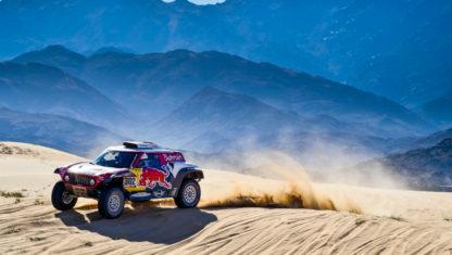 foto: Este es el desafiante recorrido del Dakar 2021